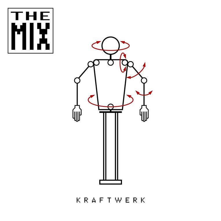Kraftwerk - 'The Mix', hoes van de heruitgave (2009) Beeld RV