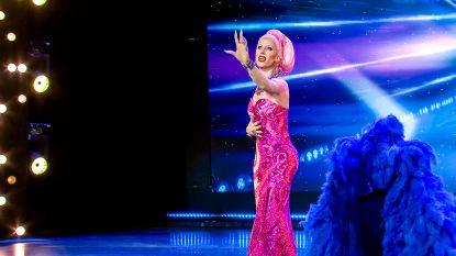 Lola McQueen uit 'Belgium's Got Talent' bekroond met holebi-award
