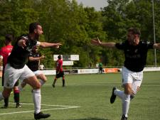 Nivo Sparta pakt dankzij gelijkspel tegen Zwaluwe titel in tweede klasse