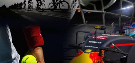 Sport Vandaag: Play-offs eredivisie en moordende bergrit Giro
