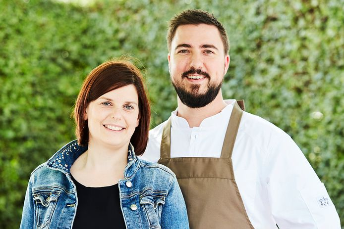 Tom De Poortere en Wendy Hoefman zijn intussen 5 jaar bezig en zweren bij de pure keuken.