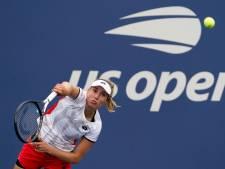 Elise Mertens se hisse au 3e tour de l'US Open
