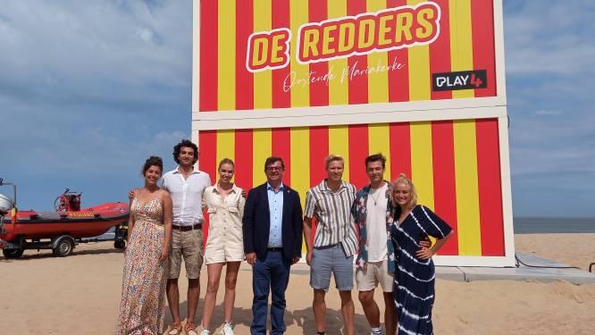 """Nieuwe docufictiereeks 'De Redders' voorgesteld in Oostende: """"Mooie reclame voor de stad"""""""