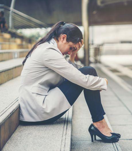 Veel studenten hebben klachten zoals een burn-out of depressie