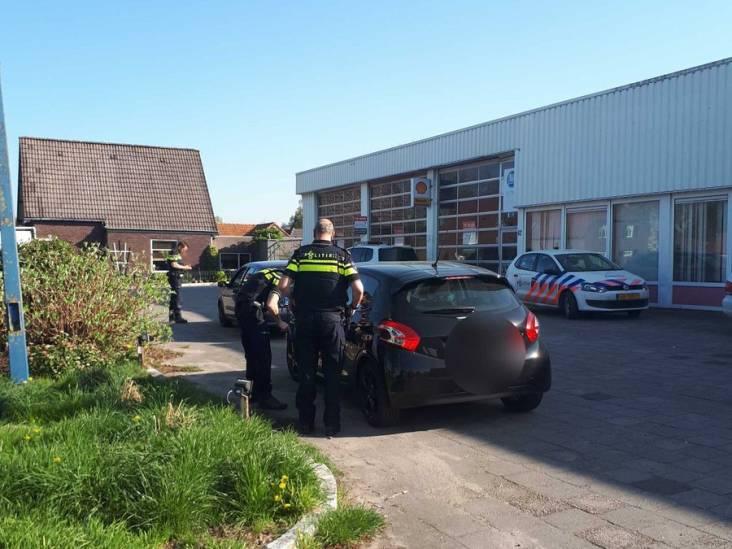 Politie slingert bestuurders op de bon in Nistelrode