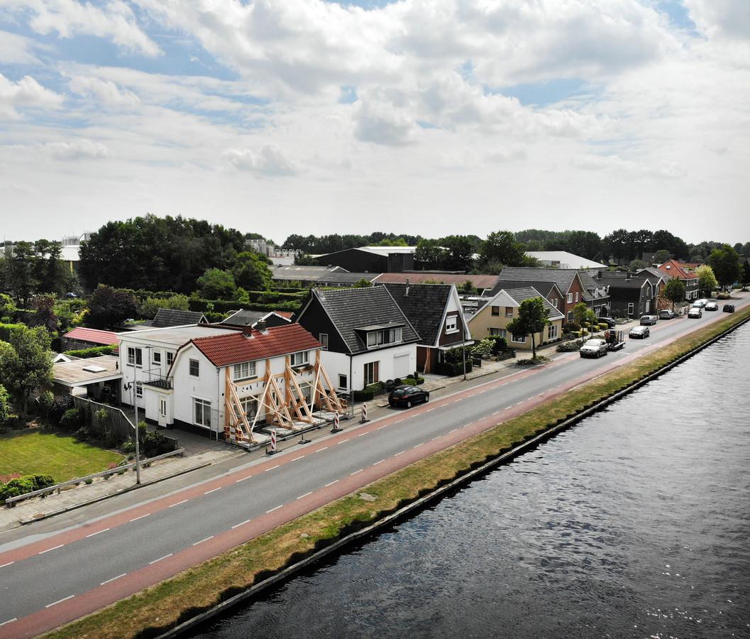Het kanaaldrama zet ook de gemeenteraad van Twenterand op scherp.