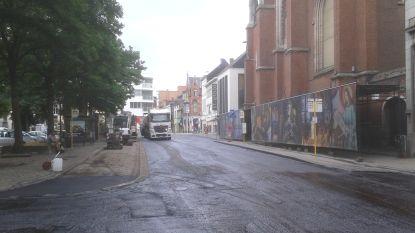 Stad asfalteert Dendermondsesteenweg ook van 'konker' tot rotonde