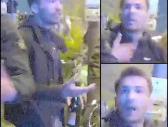 VIDEO. Politie zoekt relschopper die fles gooide tegen hoofd van agent op Scheldekaaien