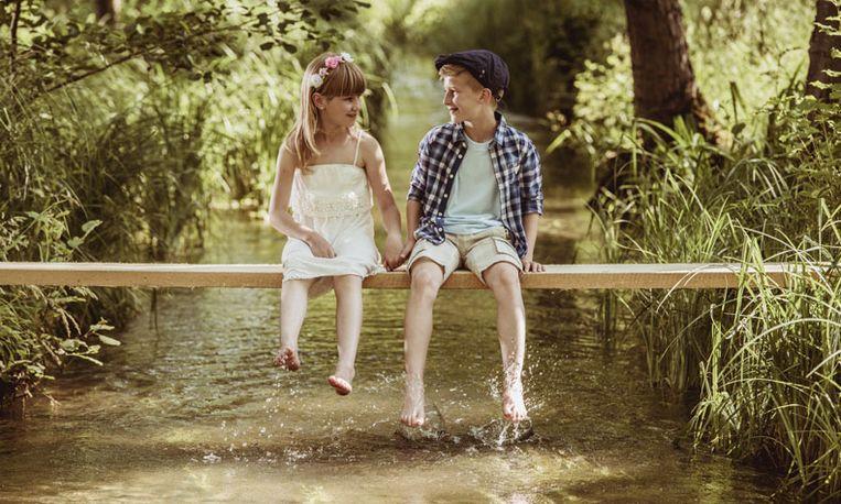 Op deze leeftijd worden de meeste mensen voor het eerst verliefd