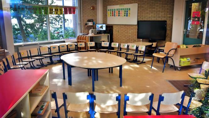 Basisscholen betalen leraar door bij staking, voortgezet onderwijs houdt juist salaris in