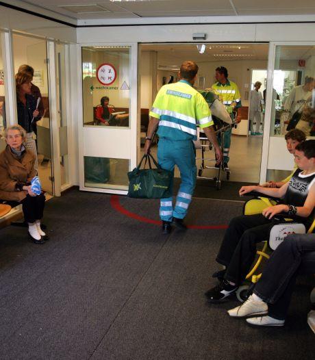 'Spoedeisende hulp vol met grieppatiënten'