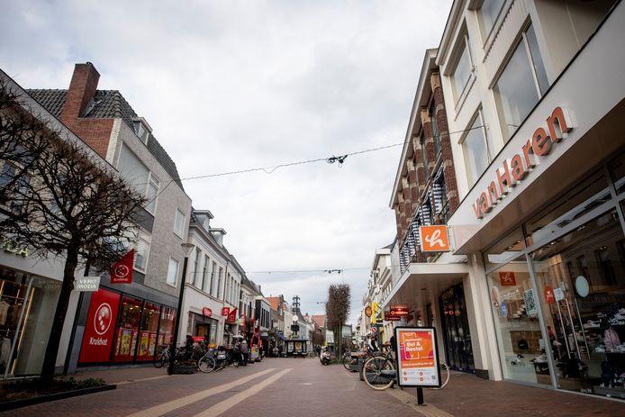 Bedrijven waarderen het ondernemersklimaat in Almelo.