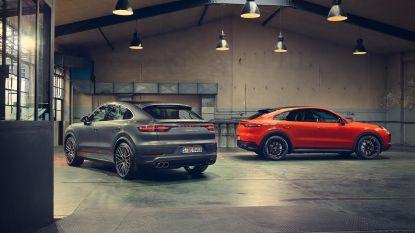 Porsche coupeert de Cayenne