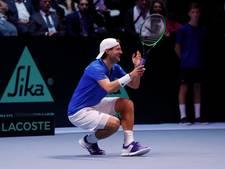 Frankrijk te sterk voor België in finale Davis Cup