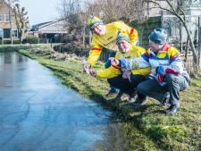 Schaatsen op natuurijs: 'Je weet het nooit in Nederland'