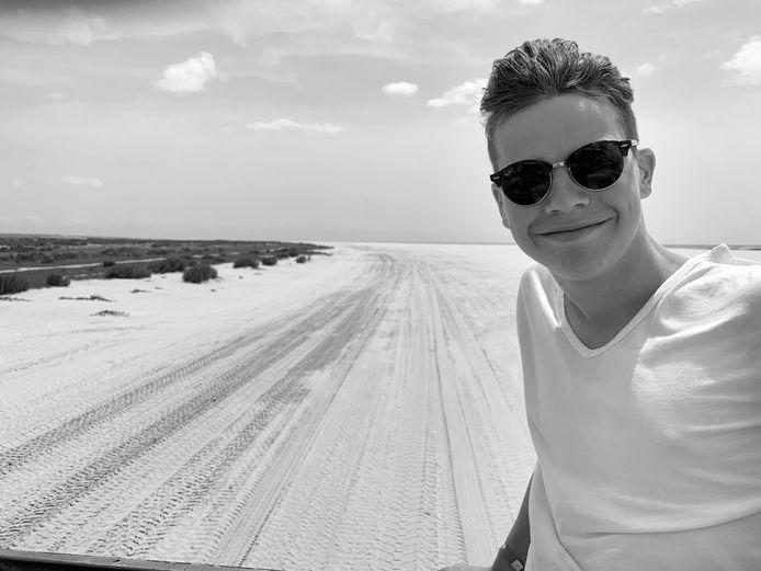 De levensweg van Robin Morsink eindigt op zijn 19de. Een hartafwijking is niet onderkend.