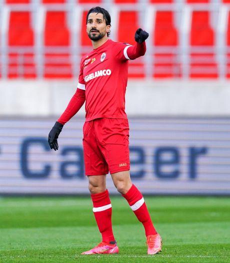 Lior Refaelov en route pour le Sporting d'Anderlecht?