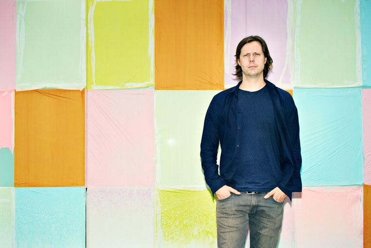 Felix Van Groeningen. Beeld Joris Casaer