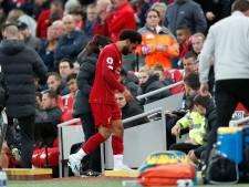 'Blessure Salah valt mee'