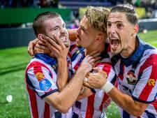 Willem II: Hemels voetbal, hel voor trainers