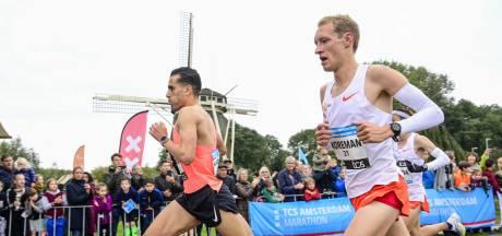 Björn Koreman strandt aan de oever van de Amstel: 'Mijn linkerbeen begon te blokkeren'