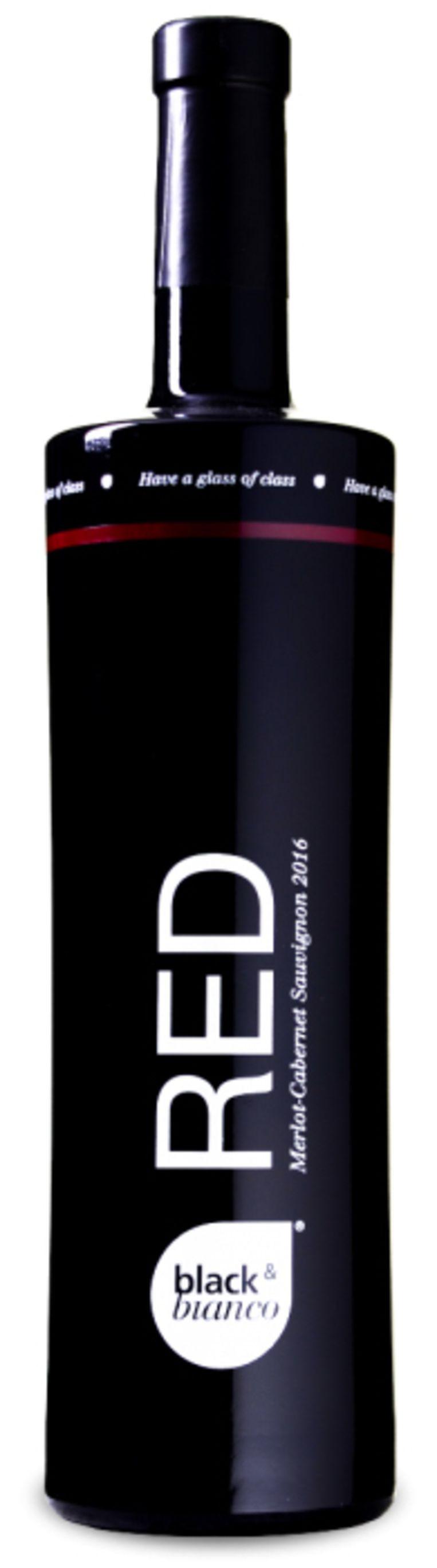 Black & Bianco Merlot Cabernet Sauvignon Beeld RV