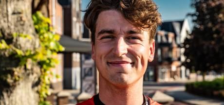 Tijmen Traanman uit Holten trapt 541 kilometer weg in 24 uur: 'Volgende keer gewoon samen, we blijven bierrenners hè'
