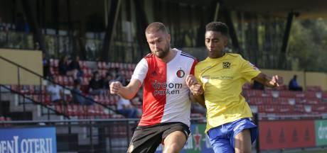 Mededeling SC Feyenoord kwam hard aan bij Kilian Berkhout: 'Ik heb even getwijfeld om door te gaan'