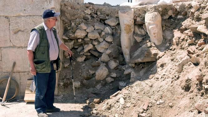 KU Leuven-professor Marc Waelkens, bekend van zijn Sagalassos-opgravingen, op 72-jarige leeftijd overleden