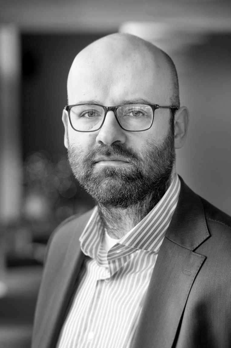 Lars Moratis - Lector Duurzaamheid aan Breda University of Applied Sciences. Beeld Edwin Wiekens