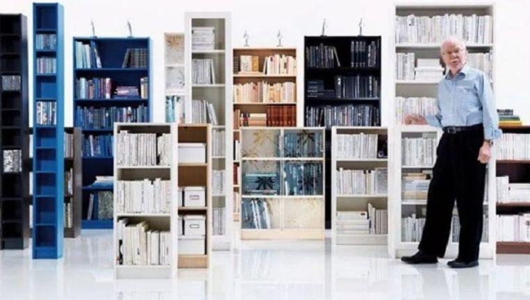 Boekenkast Op Pootjes.Ontwerper Ikea Boekenkast Billy Overleden De Volkskrant