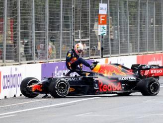 F1-debacle in Azerbeidzjan: Max baalt, Lewis faalt