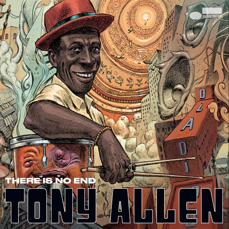 TONY ALLEN - There Is No End Beeld RV