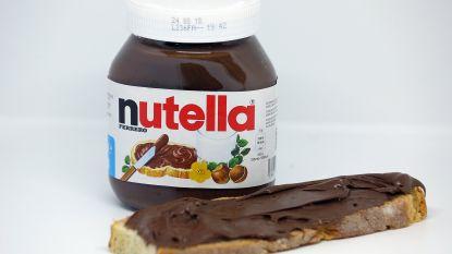 Zoveel suiker en palmolie zitten er exact in een pot Nutella