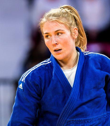 Nederlands judosucces in Antalya: Polling pakt goud op Grand Slam