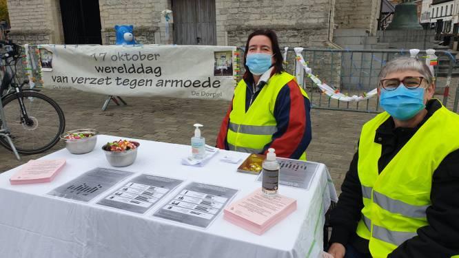 """Sp.a zamelt winterjassen voor kinderen in op Werelddag van Verzet tegen Armoede: """"Wij laten geen enkel kind in de kou staan"""""""