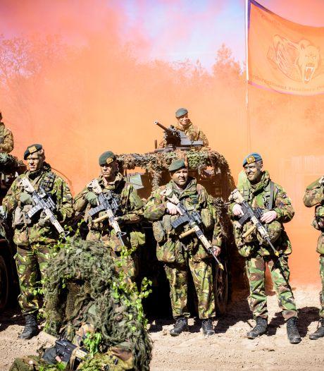Militairen kazerne Oirschot in quarantaine in hotel in Eindhoven