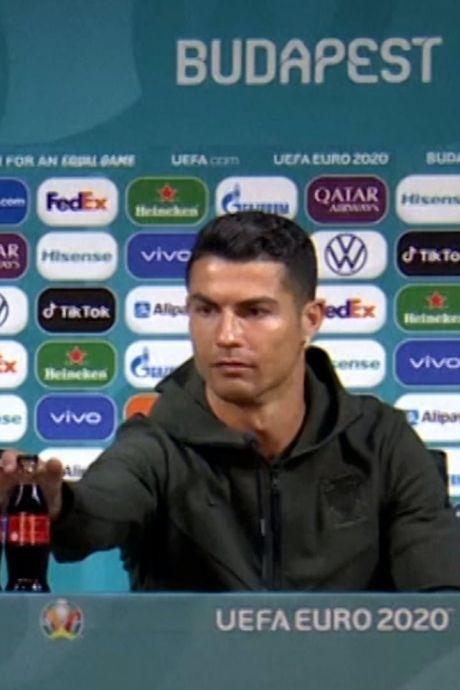 Ronaldo en Pogba zetten beweging in gang: 'McDonald's stopte hun contract al'