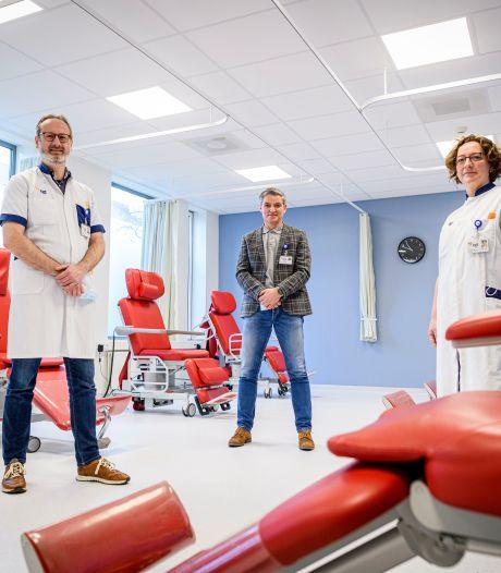 Sneller duidelijkheid dankzij nieuw hart- en longcentrum in Hengelo: 'Draaideur-problematiek is nu echt verleden tijd'
