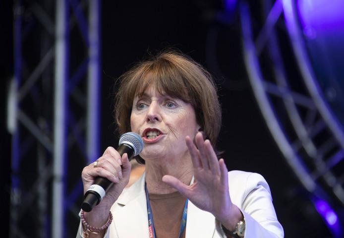 Burgemeester Henriette Reker.