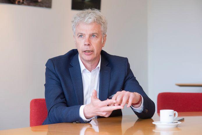 Wethouder Hans Buijtelaar