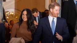 Prins Harry en Meghan Markle zijn weer terug in Canada