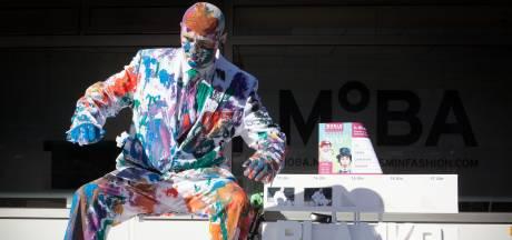 World Living Statues telt record van 250 deelnemers