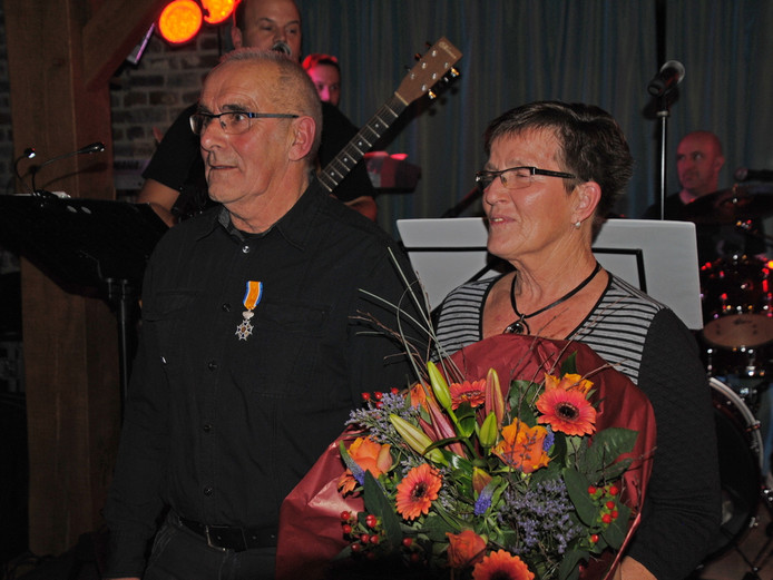 Henk Althuizen (links)