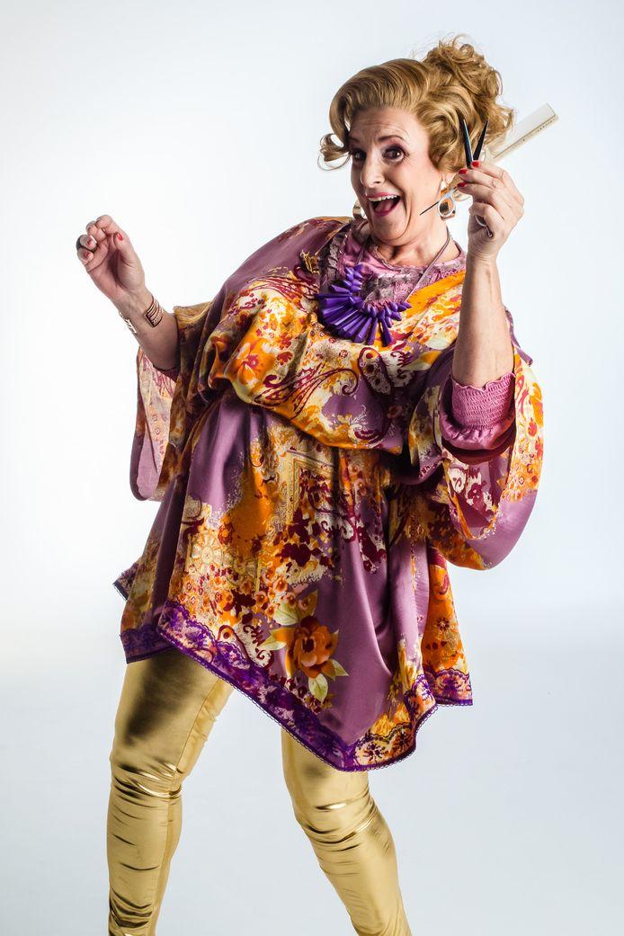 Loes Van den Heuvel krijgt een rol in de musical 'Legally Blonde'.