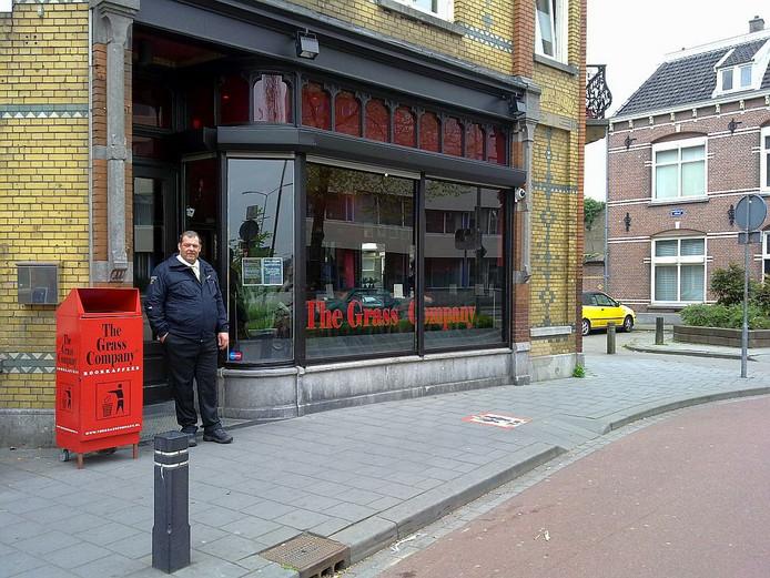 De Grass Company-vestiging aan het Emmaplein in Den Bosch