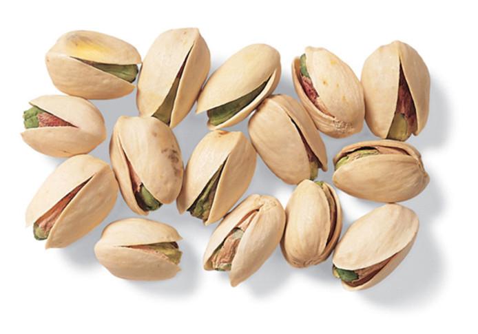 pistachenoten roofgoed