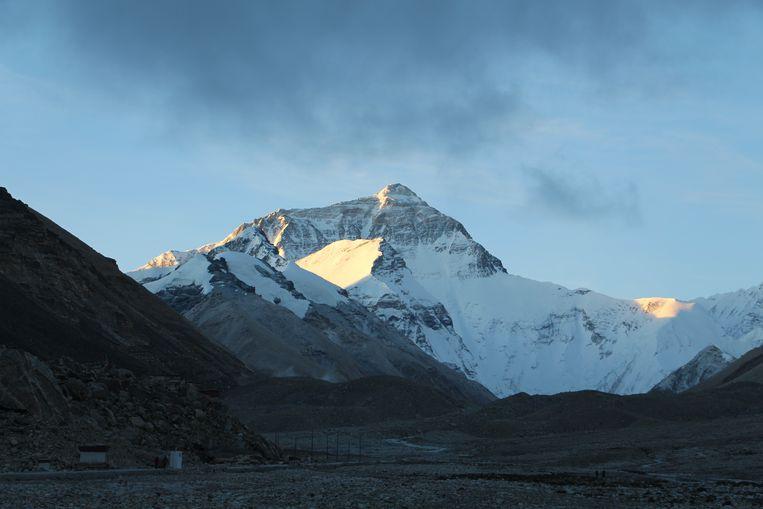 Mount Everest. Beeld RV
