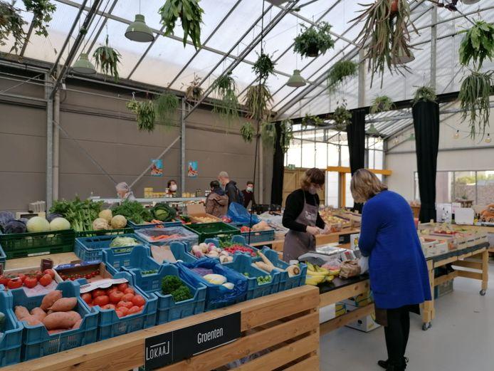De Lokaalmarkt in Ieper bestaat 6 maanden.