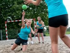 Groot beachsportveld op komst naast sporthal Spijkenisse